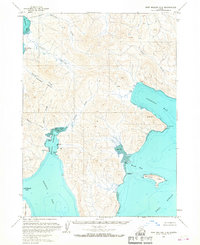 Topo map Port Moller C-2 Alaska