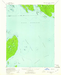 Topo map Prince Rupert C-2 and C-3 Alaska