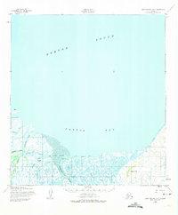Topo map Saint Michael A-3 Alaska