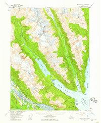 Topo map Skagway B-2 Alaska