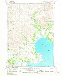 Topo map Sutwik Island D-5 Alaska