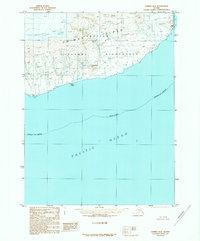 Topo map Unimak B-2 Alaska