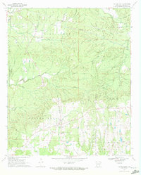 Download a high-resolution, GPS-compatible USGS topo map for Center Point, AR (1972 edition)