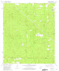 Download a high-resolution, GPS-compatible USGS topo map for Gardner, AR (1981 edition)