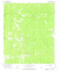 Download a high-resolution, GPS-compatible USGS topo map for Grapevine, AR (1975 edition)