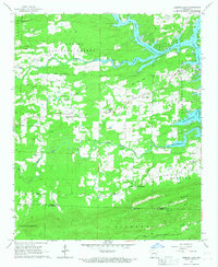 Download a high-resolution, GPS-compatible USGS topo map for Hempwallace, AR (1967 edition)