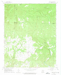 Download a high-resolution, GPS-compatible USGS topo map for Jerusalem, AR (1975 edition)