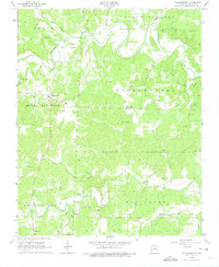 Download a high-resolution, GPS-compatible USGS topo map for Poughkeepsie, AR (1975 edition)