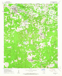Download a high-resolution, GPS-compatible USGS topo map for Smackover, AR (1963 edition)
