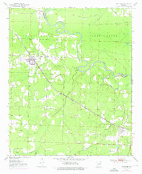 Download a high-resolution, GPS-compatible USGS topo map for Winthrop, AR (1976 edition)