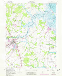 Download a high-resolution, GPS-compatible USGS topo map for Smyrna, DE (1982 edition)