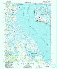 Download a high-resolution, GPS-compatible USGS topo map for Taylors Bridge, DE (1993 edition)