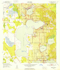 Download a high-resolution, GPS-compatible USGS topo map for Babson Park, FL (1953 edition)