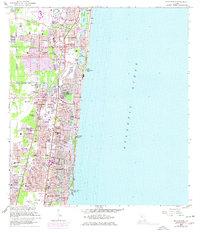 Map Of Boca Raton Florida.Usgs 1 24000 Scale Quadrangle For Boca Raton Fl 1962 Sciencebase