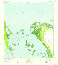 Download a high-resolution, GPS-compatible USGS topo map for Bokeelia, FL (1959 edition)