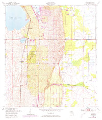 Download a high-resolution, GPS-compatible USGS topo map for Childs, FL (1973 edition)