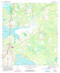 Usgs 1 24000 Scale Quadrangle For Citra Fl 1967 Sciencebase Catalog