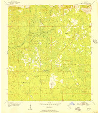Download a high-resolution, GPS-compatible USGS topo map for Cody, FL (1956 edition)