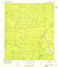 Download a high-resolution, GPS-compatible USGS topo map for Cooks Hammock, FL (1955 edition)