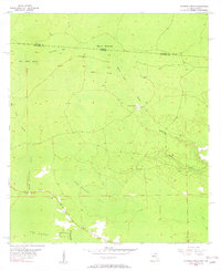 Download a high-resolution, GPS-compatible USGS topo map for Cypress Creek, FL (1956 edition)