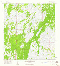 Download a high-resolution, GPS-compatible USGS topo map for Deep Lake, FL (1960 edition)