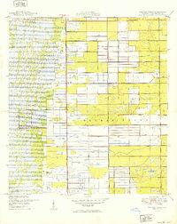 Download a high-resolution, GPS-compatible USGS topo map for Delmar Farms, FL (1949 edition)
