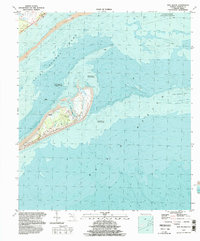 Dog Island Florida Map.Usgs 1 24000 Scale Quadrangle For Dog Island Fl 1994 Sciencebase