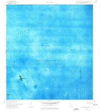 Download a high-resolution, GPS-compatible USGS topo map for East Bahia Honda Key, FL (1973 edition)