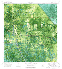 Download a high-resolution, GPS-compatible USGS topo map for Everglades 2 SW, FL (1976 edition)