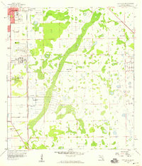 Download a high-resolution, GPS-compatible USGS topo map for Fort Myers SE, FL (1959 edition)