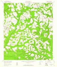 Download a high-resolution, GPS-compatible USGS topo map for Gretna, FL (1960 edition)