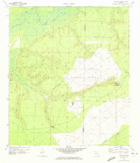 Download a high-resolution, GPS-compatible USGS topo map for Harold SE, FL (1973 edition)