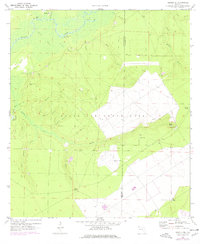 Download a high-resolution, GPS-compatible USGS topo map for Harold SE, FL (1977 edition)