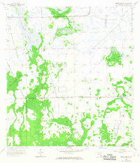 Download a high-resolution, GPS-compatible USGS topo map for Immokalee SW, FL (1968 edition)