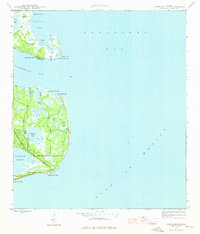 Download a high-resolution, GPS-compatible USGS topo map for Lighthouse Point, FL (1976 edition)