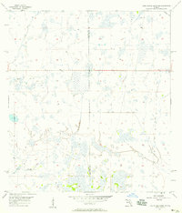 Download a high-resolution, GPS-compatible USGS topo map for Long Island Marsh NE, FL (1958 edition)