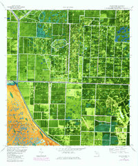 Download a high-resolution, GPS-compatible USGS topo map for Loxahatchee, FL (1984 edition)