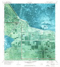Download a high-resolution, GPS-compatible USGS topo map for Moore Haven, FL (1976 edition)