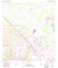 Download a high-resolution, GPS-compatible USGS topo map for Murdock SE, FL (1988 edition)