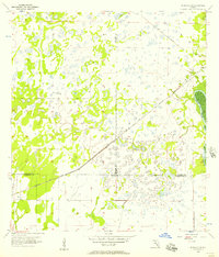 Download a high-resolution, GPS-compatible USGS topo map for Murdock SE, FL (1957 edition)