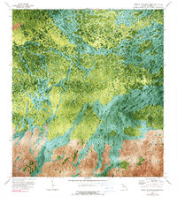 Download a high-resolution, GPS-compatible USGS topo map for North Of Fiftymile Bend, FL (1990 edition)