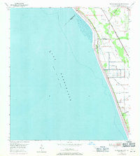 Download a high-resolution, GPS-compatible USGS topo map for Okeechobee 4 SW, FL (1987 edition)