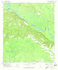 Download a high-resolution, GPS-compatible USGS topo map for Altamaha SE, GA (1974 edition)
