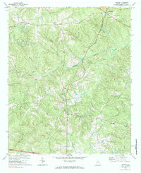 Download a high-resolution, GPS-compatible USGS topo map for Appling, GA (1985 edition)