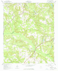 Download a high-resolution, GPS-compatible USGS topo map for Avondale, GA (1978 edition)