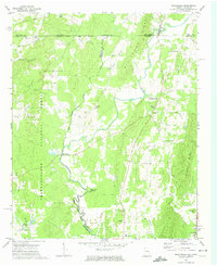 Download a high-resolution, GPS-compatible USGS topo map for Beaverdale, GA (1974 edition)