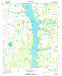 Download a high-resolution, GPS-compatible USGS topo map for Cobb, GA (1977 edition)