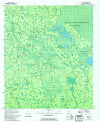 Download a high-resolution, GPS-compatible USGS topo map for Colon, GA (1994 edition)