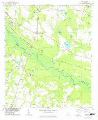 Download a high-resolution, GPS-compatible USGS topo map for Dover, GA (1978 edition)