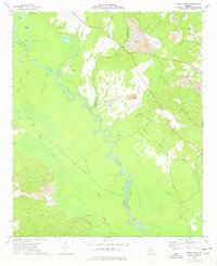 Download a high-resolution, GPS-compatible USGS topo map for Gumm Pond, GA (1977 edition)